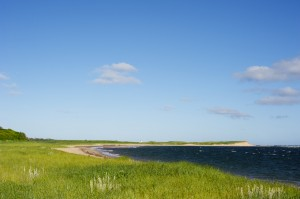 Summer on the north shore of Prince Edward Island