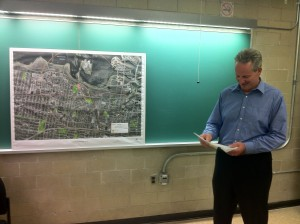 Ian Scott presents Ottawa's plans for new innovation complex at Bayview Yards